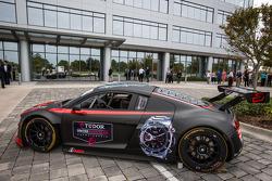 Audi R8 showcar