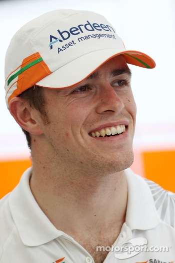 Paul di Resta, Sahara Force India F1