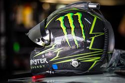 Helmet of Kyle Busch