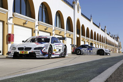 The BMW DTM and BMW Z4 GT3