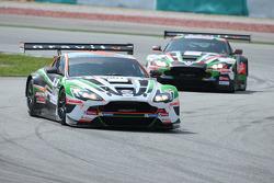 #007 Craft Racing AMR Aston Martin Vantage GT3: Frank Yu, Stefan Mücke
