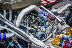 Engine of the SpeedSource Mazda