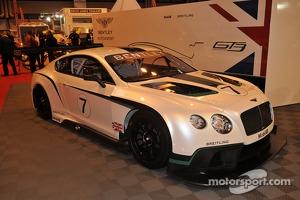 M-Sport Bentley GT3