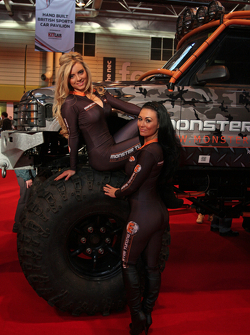 Monster Truck Girls