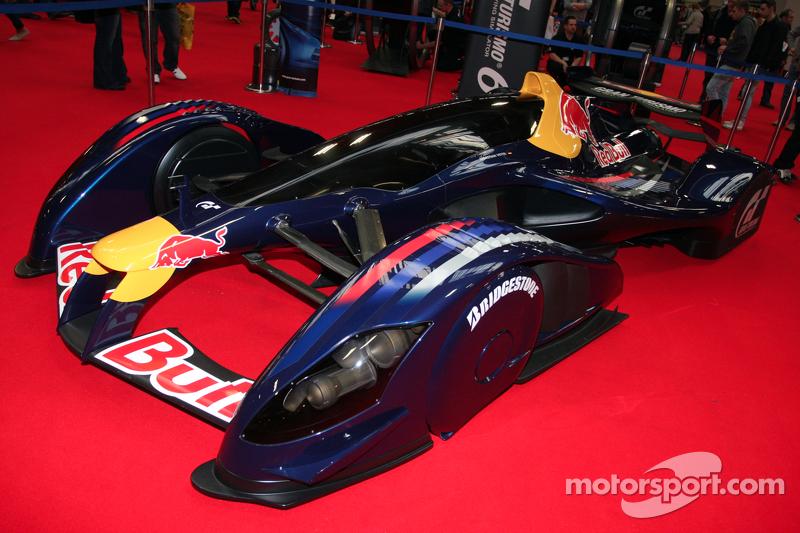 Formel-1-Designstudie von Adrian Newey
