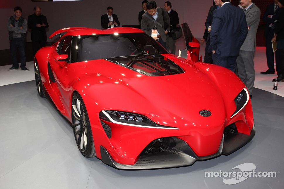 Toyota FT1 Main gallery s