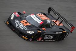 #10 Wayne Taylor Racing Corvette DP Chevrolet: Wayne Taylor, Max Angelelli, Ricky Taylor, Jordan Taylor