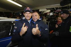Sébastien Ogier,和Jost Capito