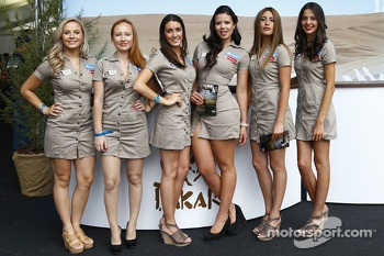 Lovely Dakar girls
