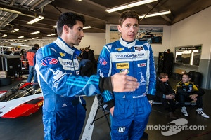 Mike Rockenfeller and Richard Westbrook