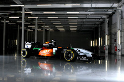 The Sahara Force India F1 VJM07