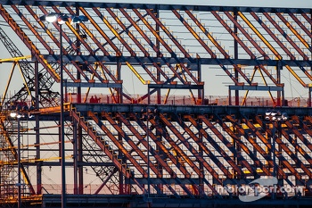 Daytona Rising construction site