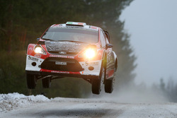 Craig Breen and Scott Martin, Ford Fiesta WRC