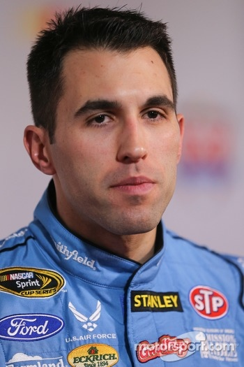 Aric Almirola, Richard Petty Motorsports Ford