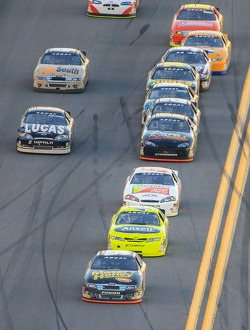 Grant Enfinger, Ford leads