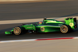 Robin Frijns , Third Driver, Caterham F1 Team