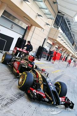 The Lotus F1 E22