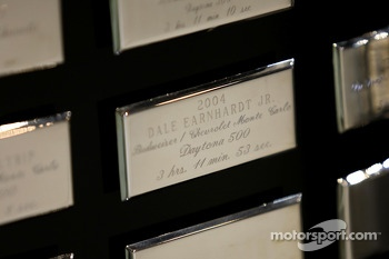 Champion's breakfast: Last win 2004 of Dale Earnhardt Jr., Hendrick Motorsports Chevrolet