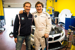 Alex Zanardi tests the BMW Z4 GT3
