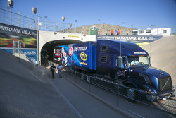 Hauler of BK Racing