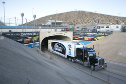 Hauler of Frontrow Motorsports