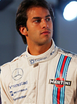 Felipe Nasr, Williams Martini F1 Team