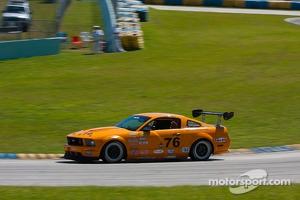 #76 Cassaro Ent/Stack Data/Metallica Ford Mustang: Chuck Cassaro