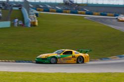 #86 Roadracepart.com/Baucom Motorsports Ford Mustang: John Baucom