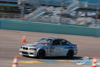 #68 TLM USA BMW M3: David Tuaty
