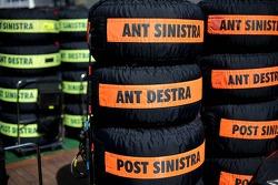 Pirelli tyres at Scuderia Toro Rosso