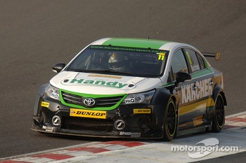 Simon Belcher, Handy Motorsport