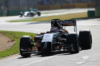 Sergio Perez, Sahara Force India