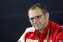 Stefano Domenicali, 法拉利车队领队