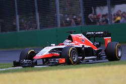 Jules Bianchi, Marussia F1 Team   16