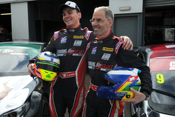 Chrome Edition Restart Racing duo Aron Smith and Alain Menu