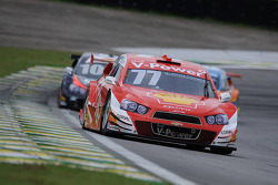 Valdeno Brito and Jeroen Bleekemolen, Shell Racing Chevrolet