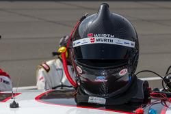 Helmet of Brad Keselowski