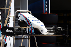 Williams FW36 front wing