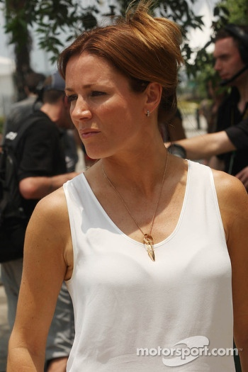 Natalie Pinkham, Sky Sports Presenter