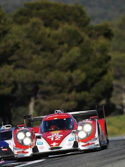#12 Rebellion Racing Lola B12/60 Coupe - Toyota: Nick Heidfeld, Mathias Beche, Nicolas Prost