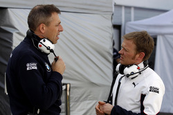 Bart Mampaey, BMW Team RBM and Stefan Reinhold , BMW Team RMG