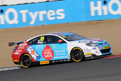 BTCC: Jason Plato,MG KX Clubcard Fuel Save