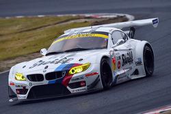 #7 Studie BMW Z4 GT3: Jorg Muller, Seiji Ara