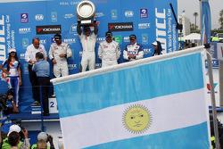 1st position Jose Maria Lopez, President FIA