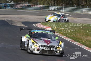 Markus Palttala, Dirk Adorf,  BMW Sports Trophy Team Marc VDS, BMW Z4 GT3