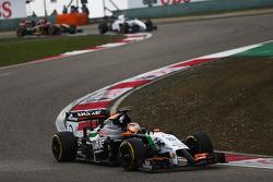 Nico Hulkenberg, Sahara Force India F1 VJM07.