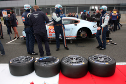Aston Martin Racing ready to go