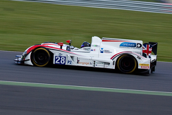 #28 Greaves Motorsport Zytek Z11SN Nissan: Tony Wells, James Littlejohn, Jon Lancaster