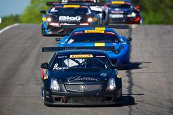 #8 Cadillac Racing Cadillac CTS-V R: Andy Pilgrim