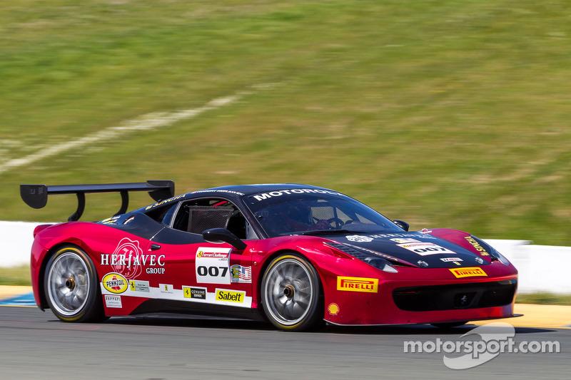 Robert Herjavec, Ferrari of Ontario